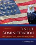 Justice Administration 8th Edition