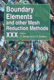 Boundary Elements and Other Mesh Reduction Methods XXX 9781845641214