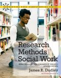Research Methods for Social Work 2nd Edition