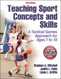 Teaching Sport Concepts and Skills-3rd Edition 3rd Edition