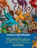 Mathematics for Elementary Teachers 4th Edition