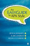 An Easyguide to APA Style 9781412991247