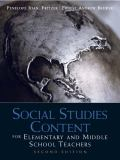 Social Studies Content for Elementary and Middle School Teachers 2nd Edition