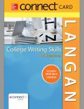 College Writing Skills with Readings 9th Edition