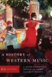 A History of Western Music 9780393931259