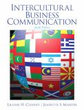Intercultural Business Communication 6th Edition