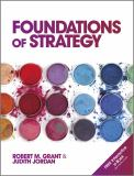 Foundations of Strategy 1st Edition