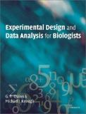 Experimental Design and Data Analysis for Biologists 9780521811286