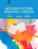 Modern Systems Analysis and Design 7th Edition