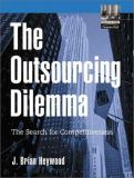 The Outsourcing Dilemma 9780130351319