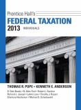 Prentice Hall's Federal Taxation 2013 Individuals 9780132891370