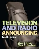 Television and Radio Announcing 9780205901371