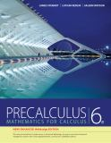 Precalculus, Enhanced WebAssign Edition (with Enhanced WebAssign Printed Access Card for Pre-Calculus and College Algebra, Single-Term Courses) 6th Edition