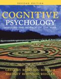 Cognitive Psychology 2nd Edition
