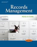 Records Management 9th Edition
