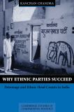 Why Ethnic Parties Succeed 9780521891417