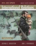 International Relations Brief, 2013-2014 Update (6th Edition) 6th Edition