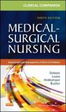 Clinical Companion to Medical-Surgical Nursing 9th Edition