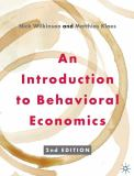 An Introduction to Behavioral Economics 2nd Edition