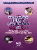Economic and Social Survey of Asia and the Pacific 2003 9789211201482