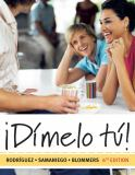Â¡Dimelo Tu! 6th Edition
