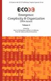 Emergence, Complexity and Organization 9780976681489