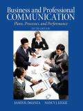 Business and Professional Communication 5th Edition