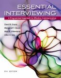Essential Interviewing 9th Edition