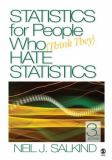 Statistics for People Who (Think They) Hate Statistics 9781412951500