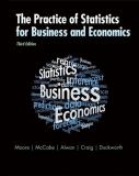 The Practice of Business Statistics W/CD 2nd Edition
