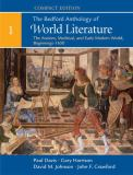 The Bedford Anthology of World Literature 9780312441531