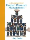 A Framework for Human Resource Management 5th Edition