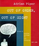 Out of Order, Out of Sight 9780262161565