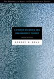 A Primer on Crime and Delinquency Theory 9780534541583