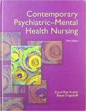 Contemporary Psychiatric-Mental Health Nursing with DSM-5 Transition Guide 3rd Edition
