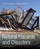 Natural Hazards and Diasters 5th Edition