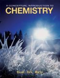A Conceptual Introduction to Chemistry 9780073301723