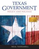 Texas Government 12th Edition