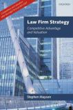 Law Firm Strategy 9780199231744