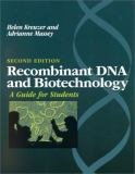 Recombinant DNA and Biotechnology 9781555811761