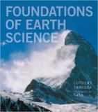 Foundations of Earth Science 9780321811790