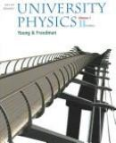Sears and Zemansky's University Physics 9780805391800