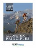 Accounting Principles, Soft Cover 9781118121801