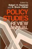 Policy Studies Review Annual 9780803911833