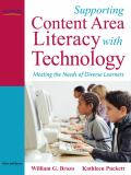 Supporting Content Area Literacy with Technology 9780205511853