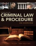 Criminal Law and Procedure 4th Edition