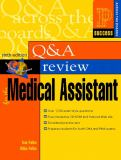 Health Question and Answer Review of Medical Assisting 9780130881892