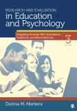 Research and Evaluation in Education and Psychology 3rd Edition
