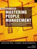 Mastering People Management 9780273661924