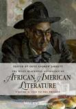 African American Literature - 1920 to the Present
